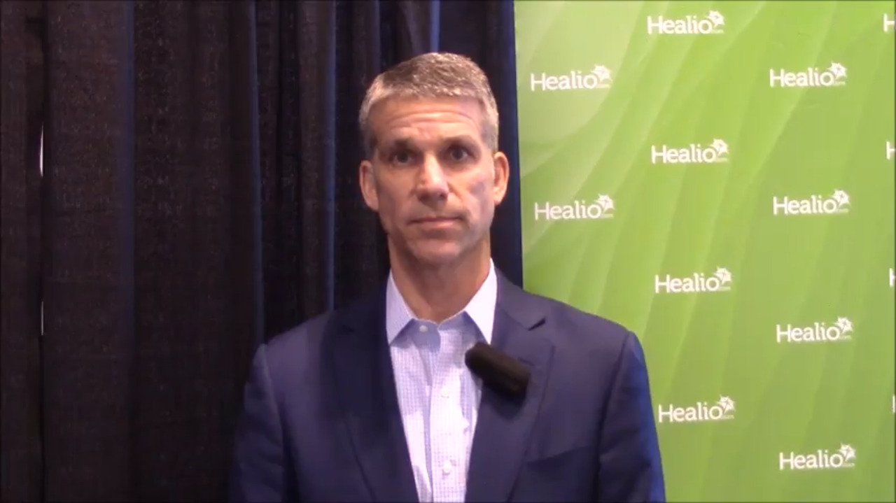 VIDEO: Venetoclax-obinutuzumab combination improves outcomes in treatment-naive chronic lymphocytic leukemia