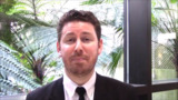 VIDEO: Speaker – What to expect after cross-linking