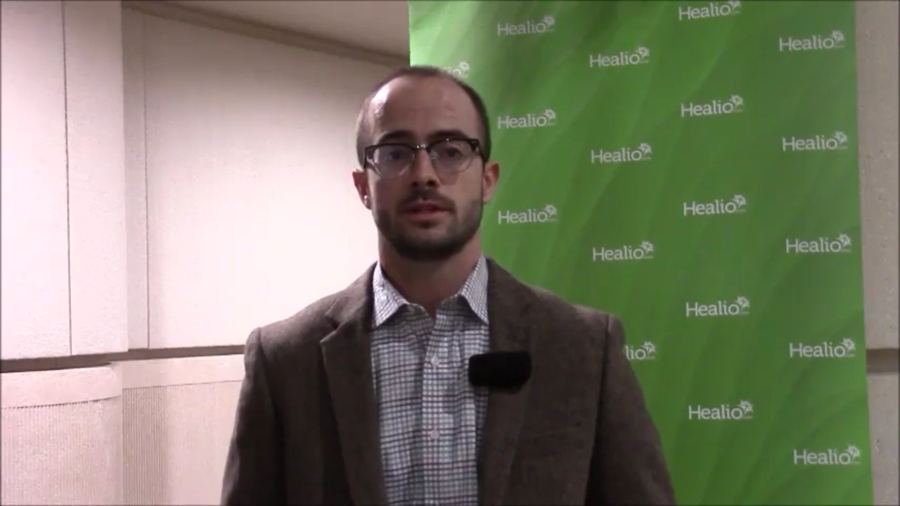 VIDEO: First-line venetoclax-ibrutinib 'a win on all fronts' in CLL