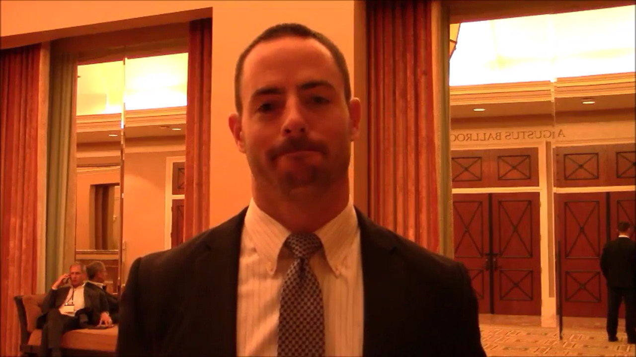 VIDEO: Increased complications seen in malnourished patients after distal radius fracture surgery