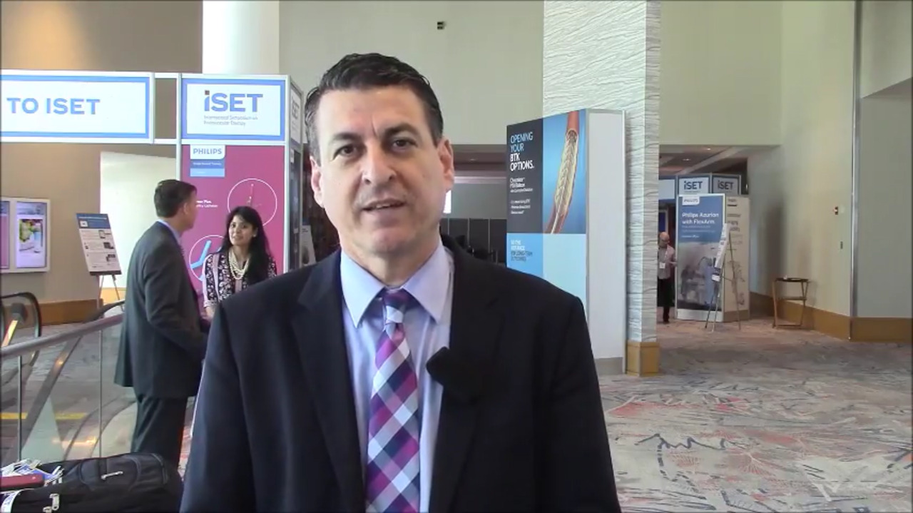 VIDEO: 'Next level of education' offered at ISET