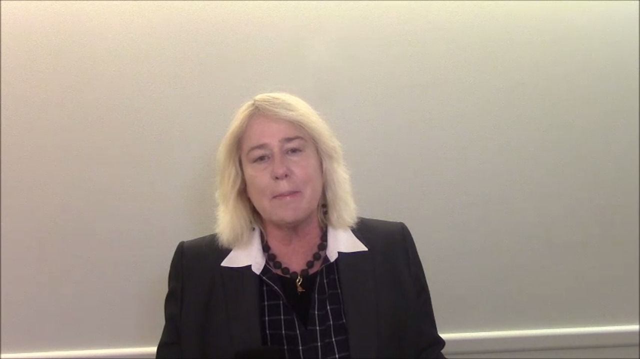 VIDEO: Providing treatment options important for PTSD