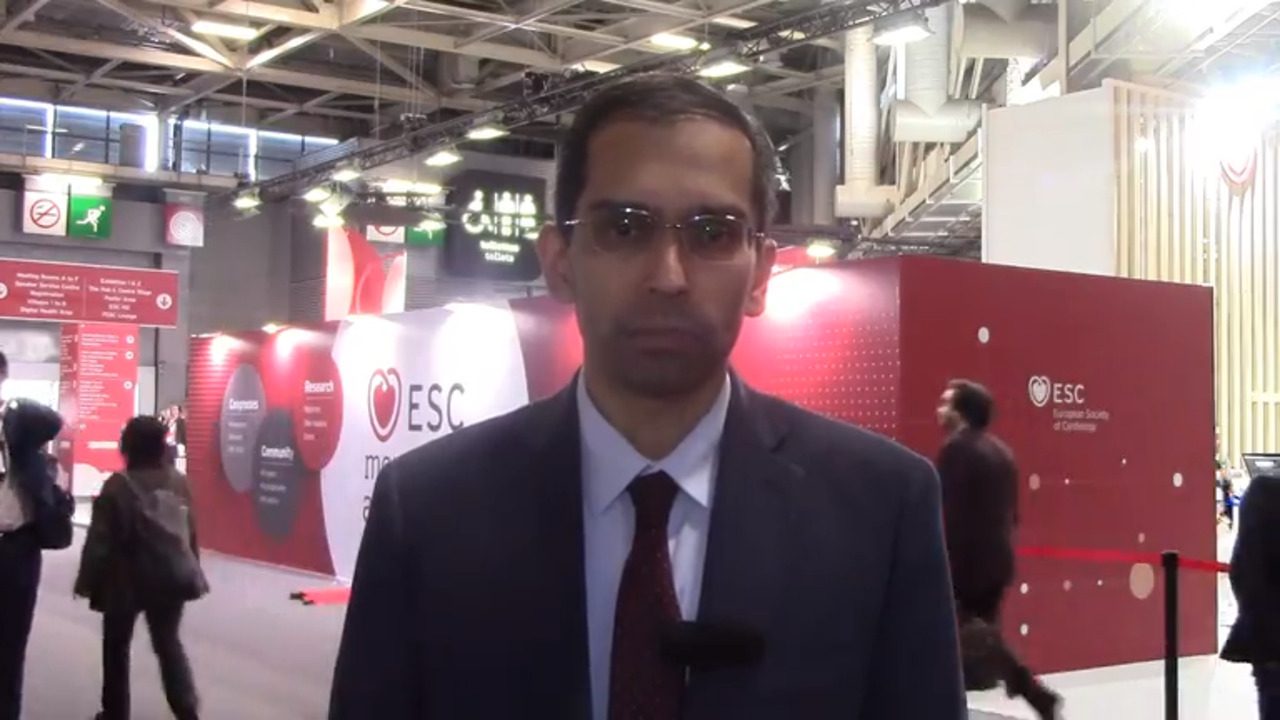 VIDEO: Top takeaways from ESC Congress with Deepak L. Bhatt, MD, MPH