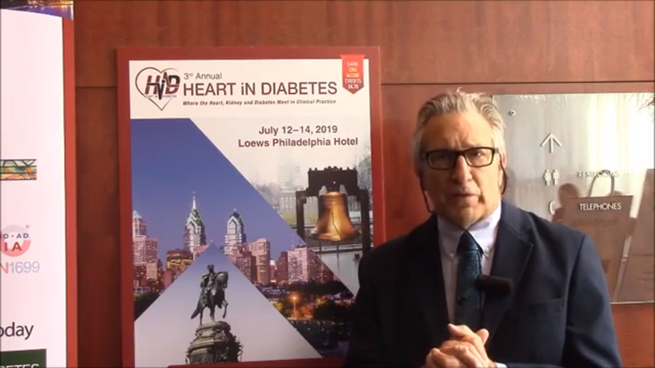 VIDEO: 'Cardiometabolic medicine' proposed as new specialty
