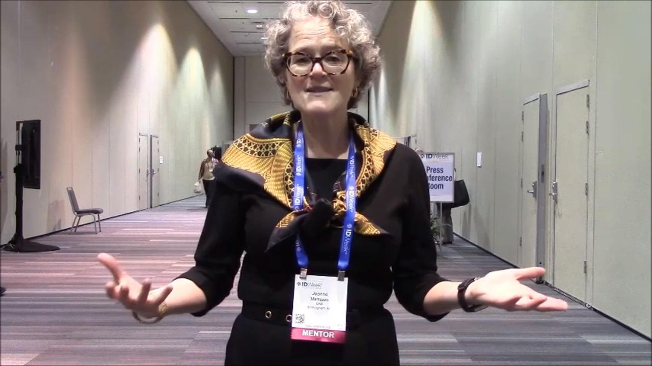 VIDEO: Addressing equal representation at IDWeek