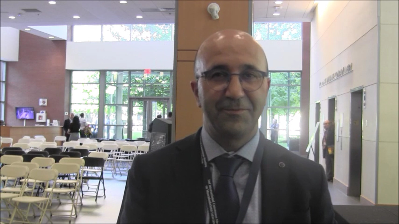 VIDEO: Parvizi discusses hot topics of International Consensus Meeting on Musculoskeletal Infection