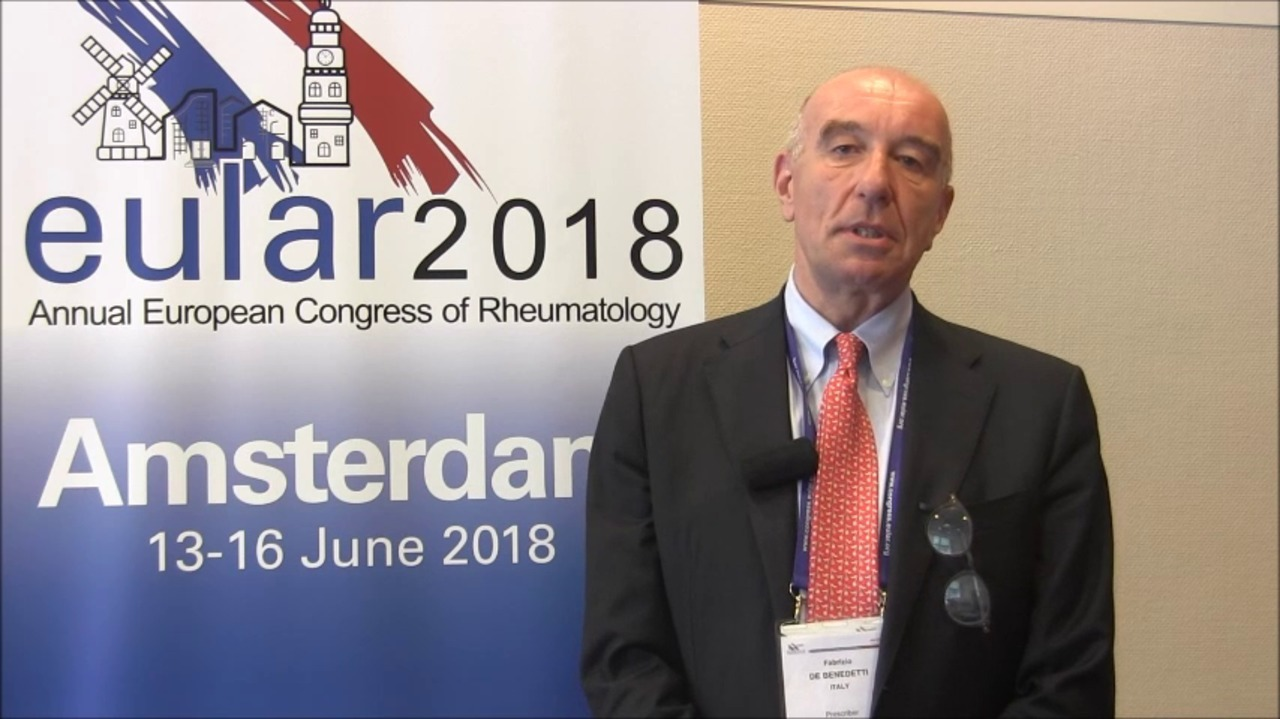 VIDEO: Subcutaneous, IV Actemra similarly safe, effective for systemic JIA