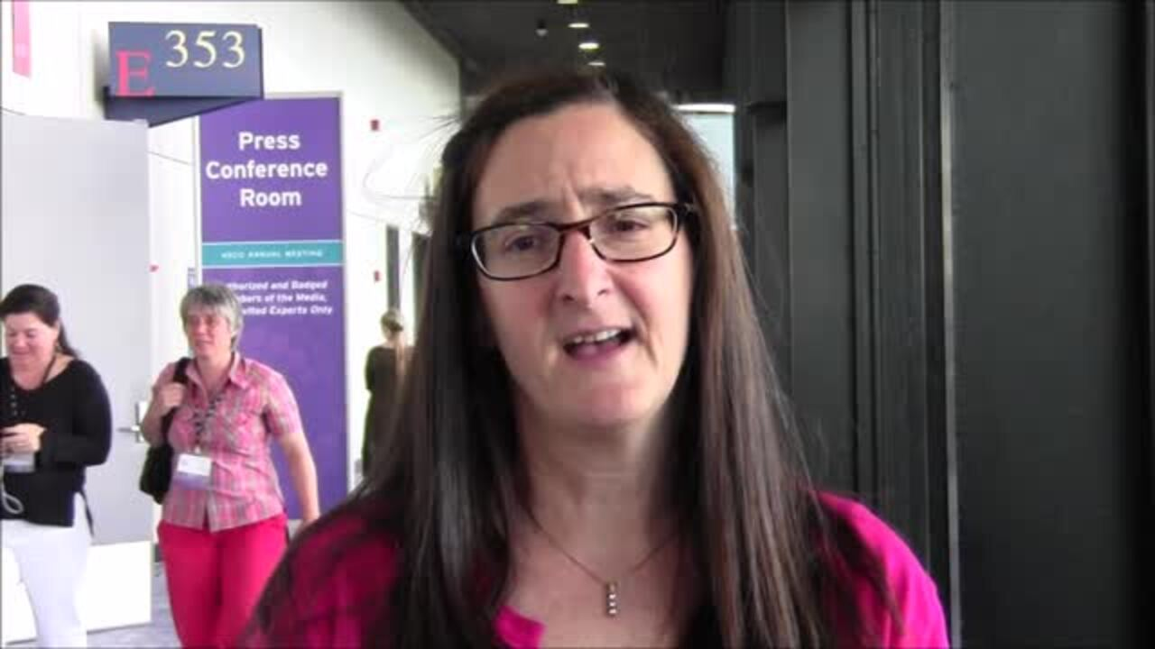 VIDEO: Diabetes, obesity associated with chemotherapy-induced neuropathy