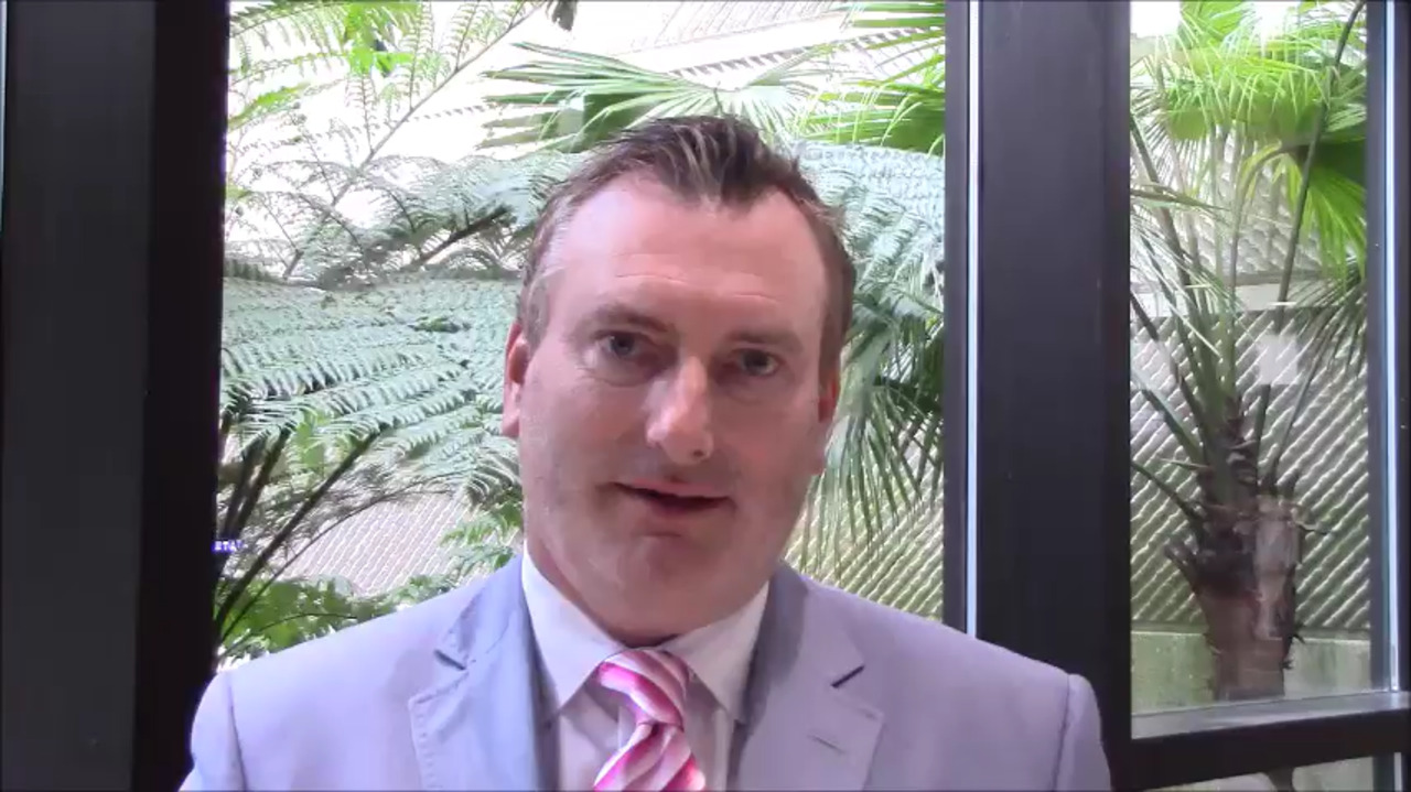 VIDEO: Eyevance co-founder highlights recent activities