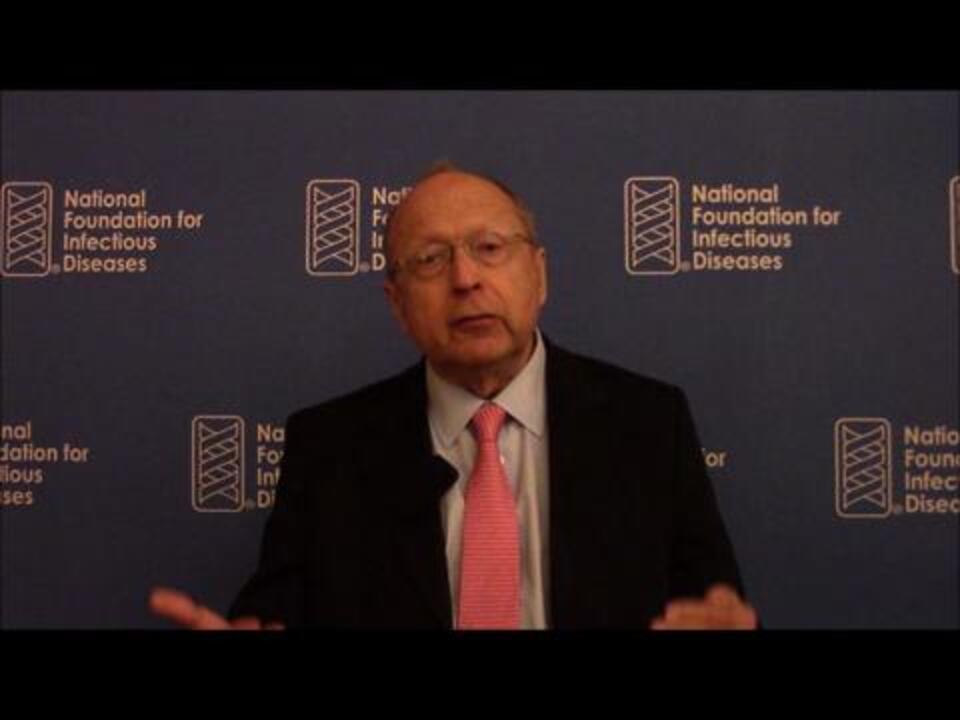 VIDEO: Recent progress in development of universal flu vaccine