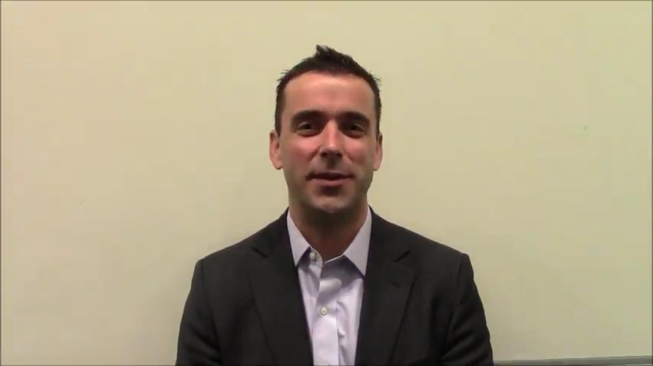 VIDEO: Avedro updates cross-linking research for keratoconus, presbyopia