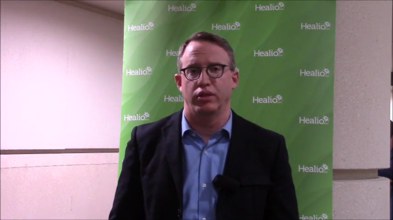 VIDEO: Blinatumomab has potential to become 'new standard of care' as post-reinduction therapy for pediatric B-ALL