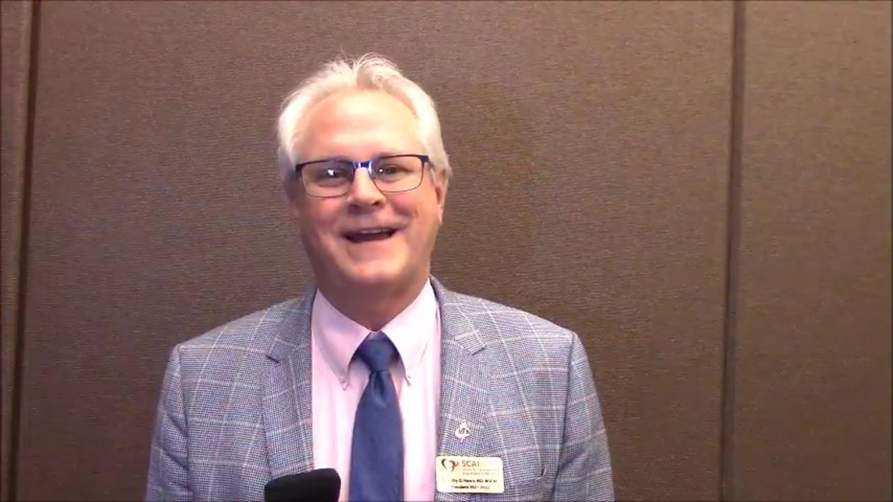 VIDEO: Cardiogenic shock initiatives among highlights of SCAI