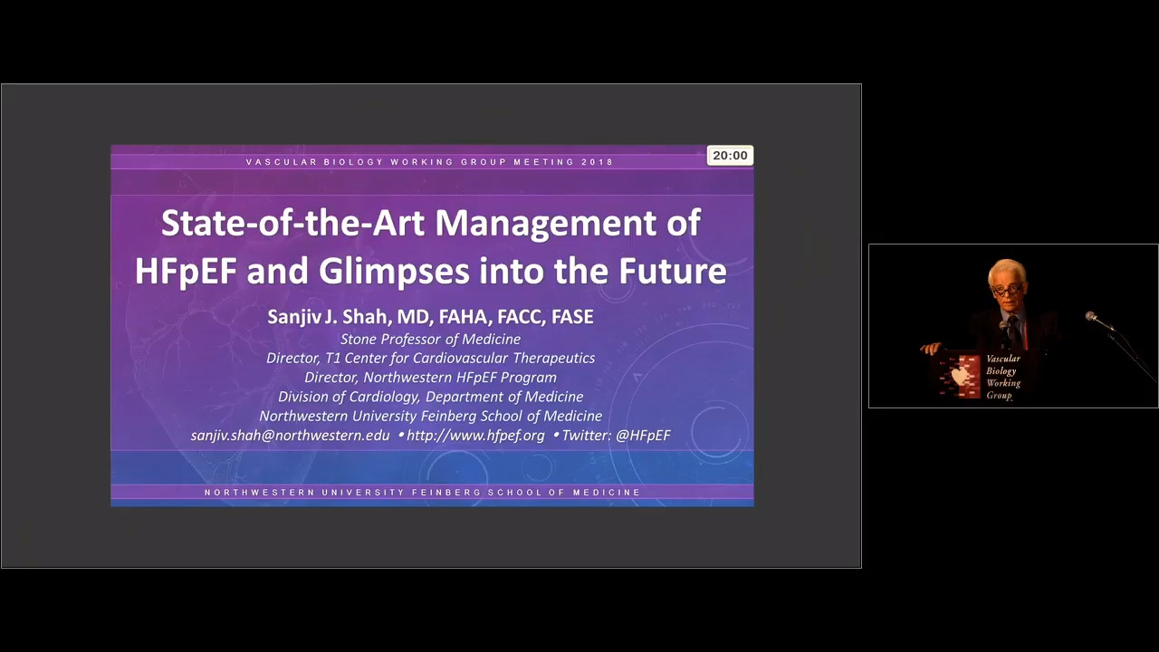 State-of-the-Art Management of HPpEF and Glimpses into the