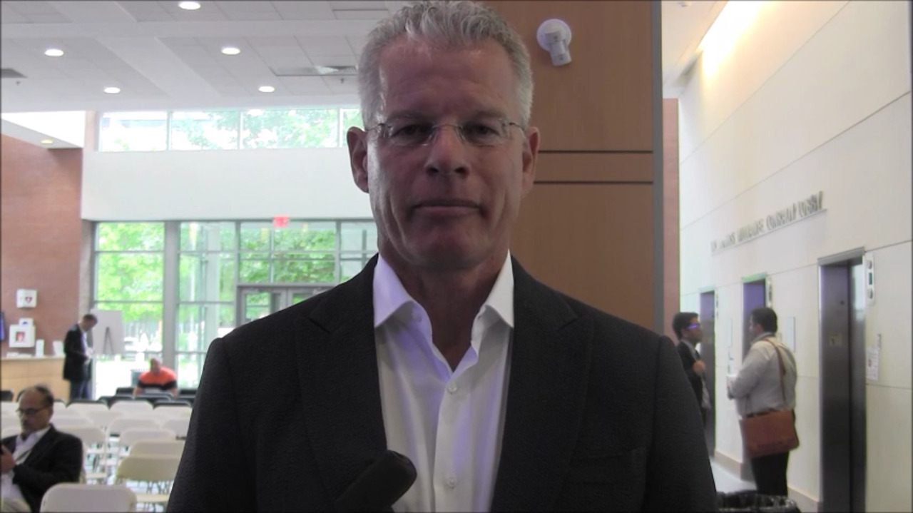 VIDEO: Gehrke discusses 2-year journey that led to International Consensus Meeting on Musculoskeletal Infection