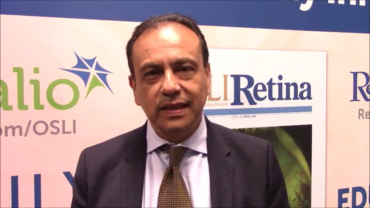 VIDEO: Steroid challenge predictive of IOP lowering in eyes with fluocinolone implants