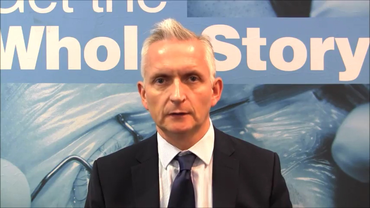 VIDEO: Bilateral implantation of Symfony IOL yields high-level patient satisfaction