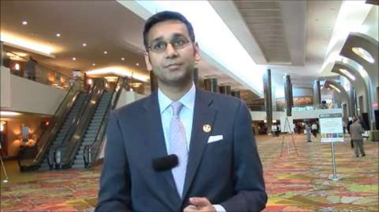 VIDEO: Moderate sedation shows promise for patients undergoing TAVR