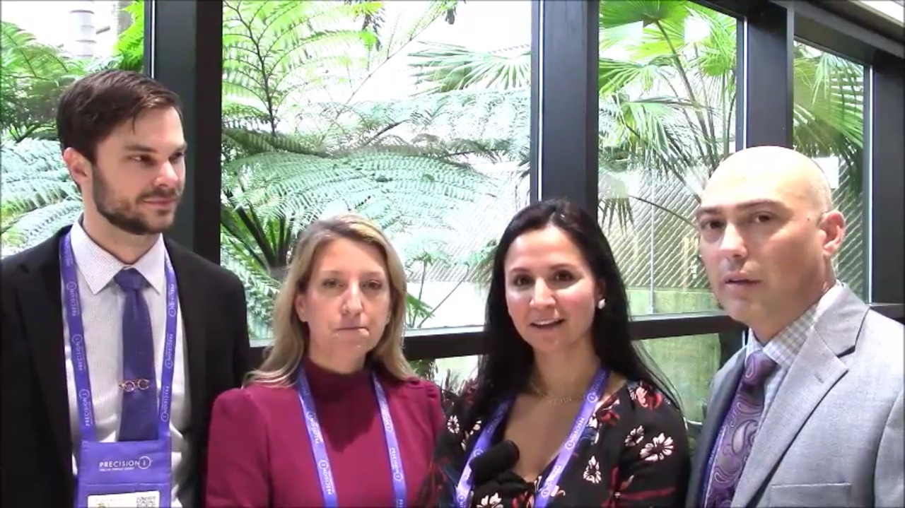 VIDEO: 4-doctor team outlines the year's advances in eye care