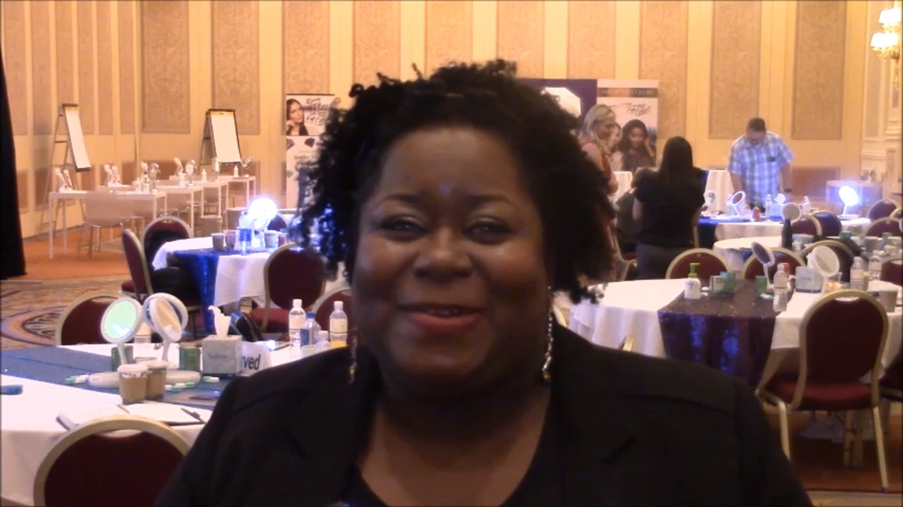VIDEO: Alcon hosts color contact lens summit for technicians