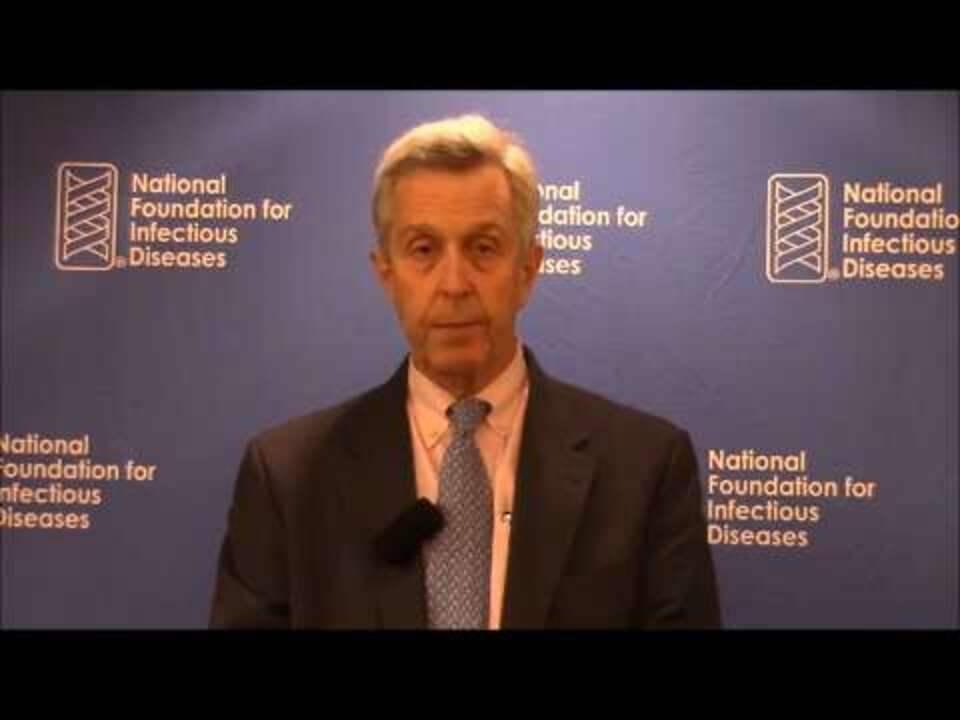 VIDEO: Experts focus on vaccines to combat antimicrobial resistance