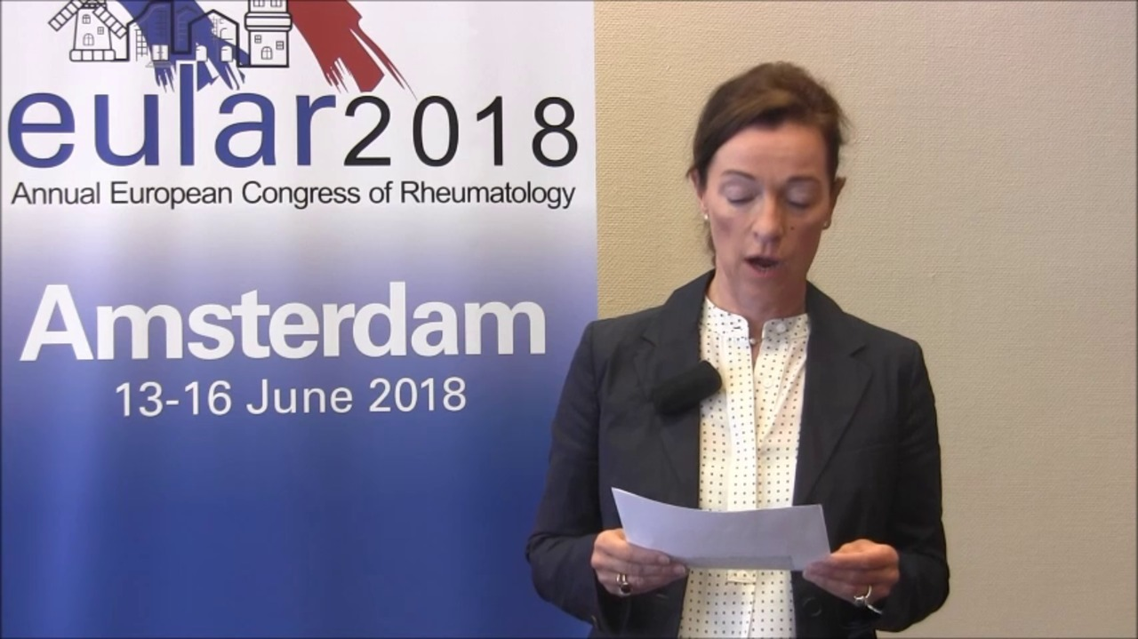 VIDEO: US rheumatologists more likely to prescribe TNF inhibitors before, during pregnancy