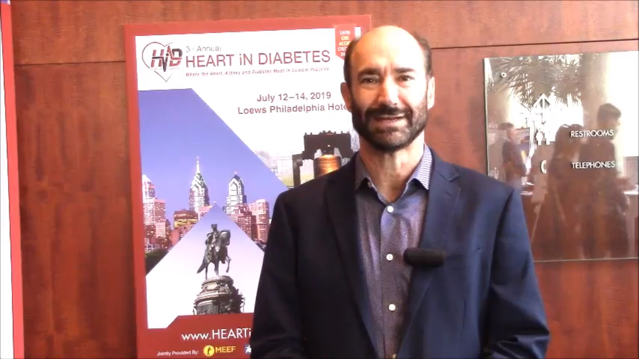 VIDEO: Big data has potential to change management of cardiometabolic disorders