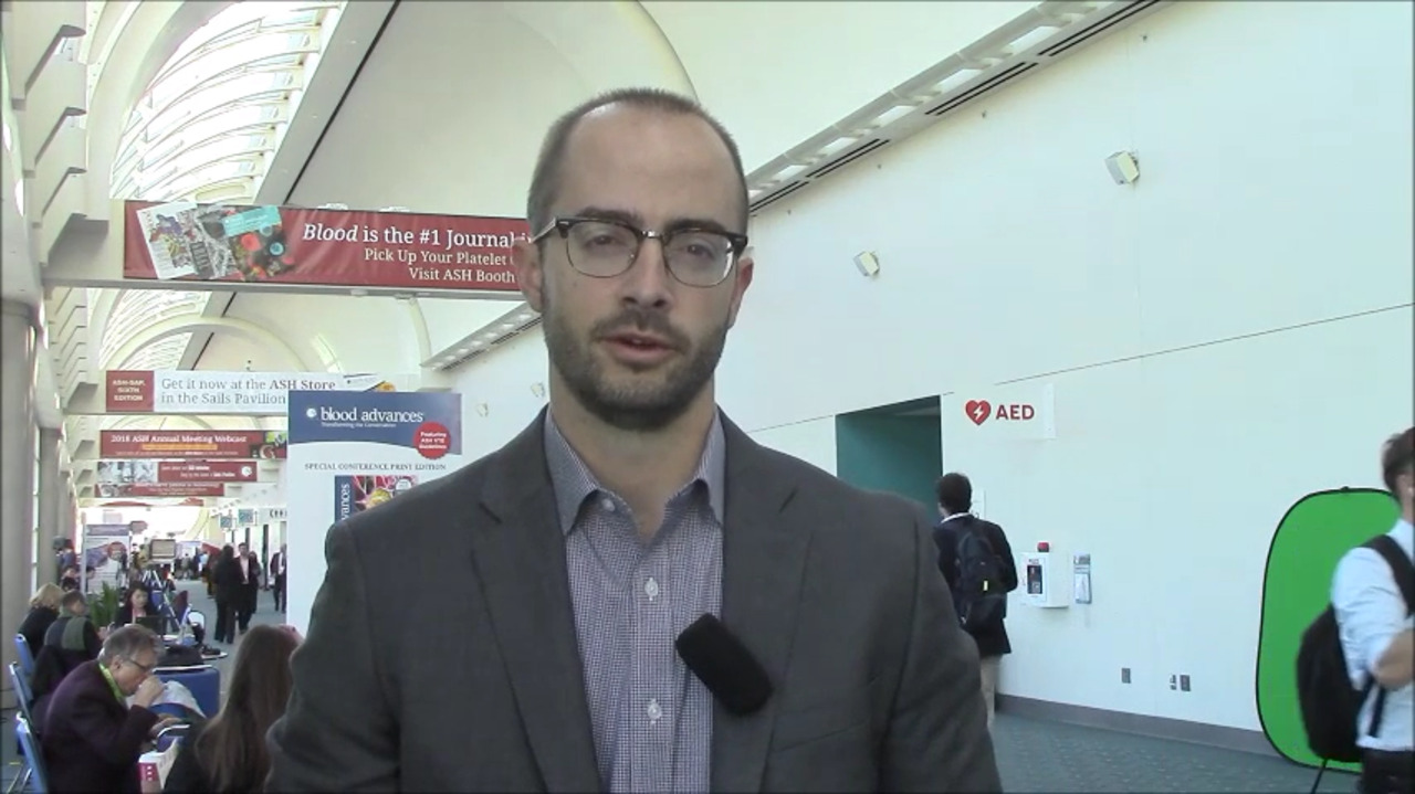 VIDEO: Ibrutinib yields superior PFS vs. standard care in chronic lymphocytic leukemia