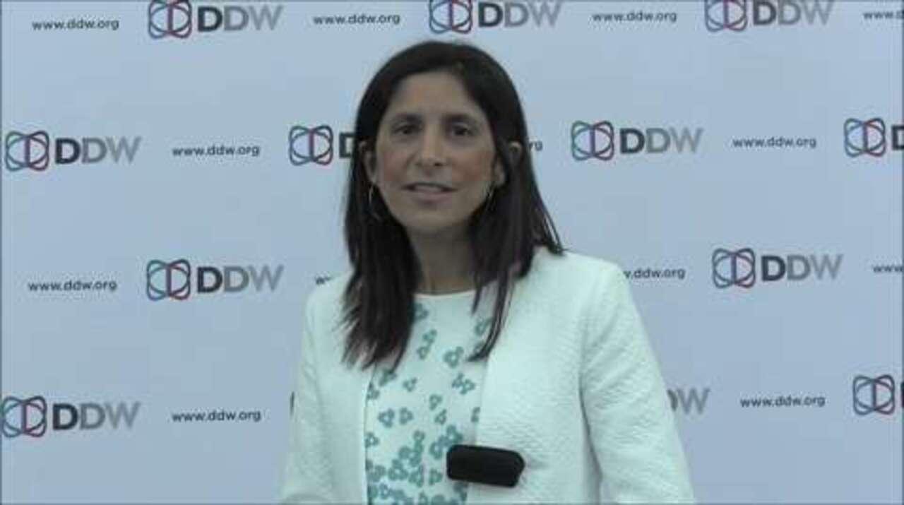 VIDEO: Low FODMAP diet improves QoL in IBS-D