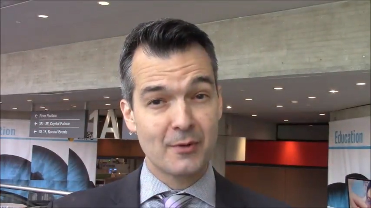 VIDEO: Anterior segment OCT useful in contact lenses, dry eye