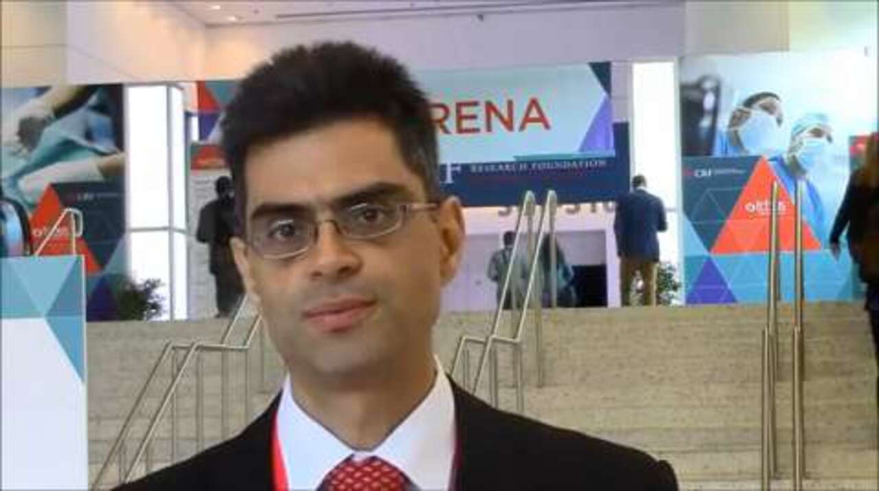 VIDEO: Emmanouil S. Brilakis, MD, PhD, highlights new approaches in CTO PCI