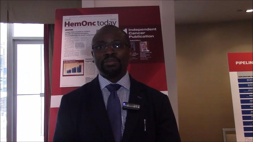 VIDEO: New data emerges for immunotherapy in frontline treatment of advanced lung cancer