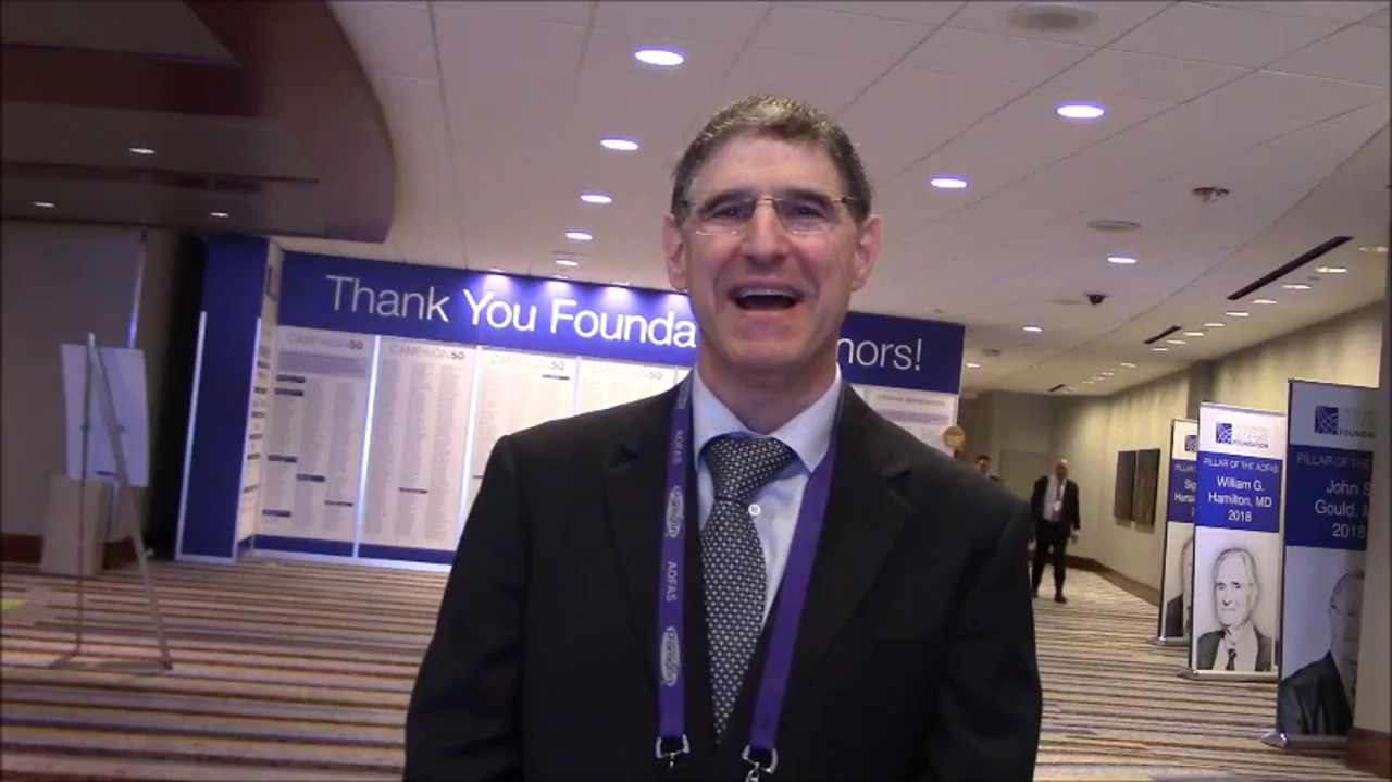 VIDEO: Patients prescribed more opioids than needed after outpatient foot and ankle surgery