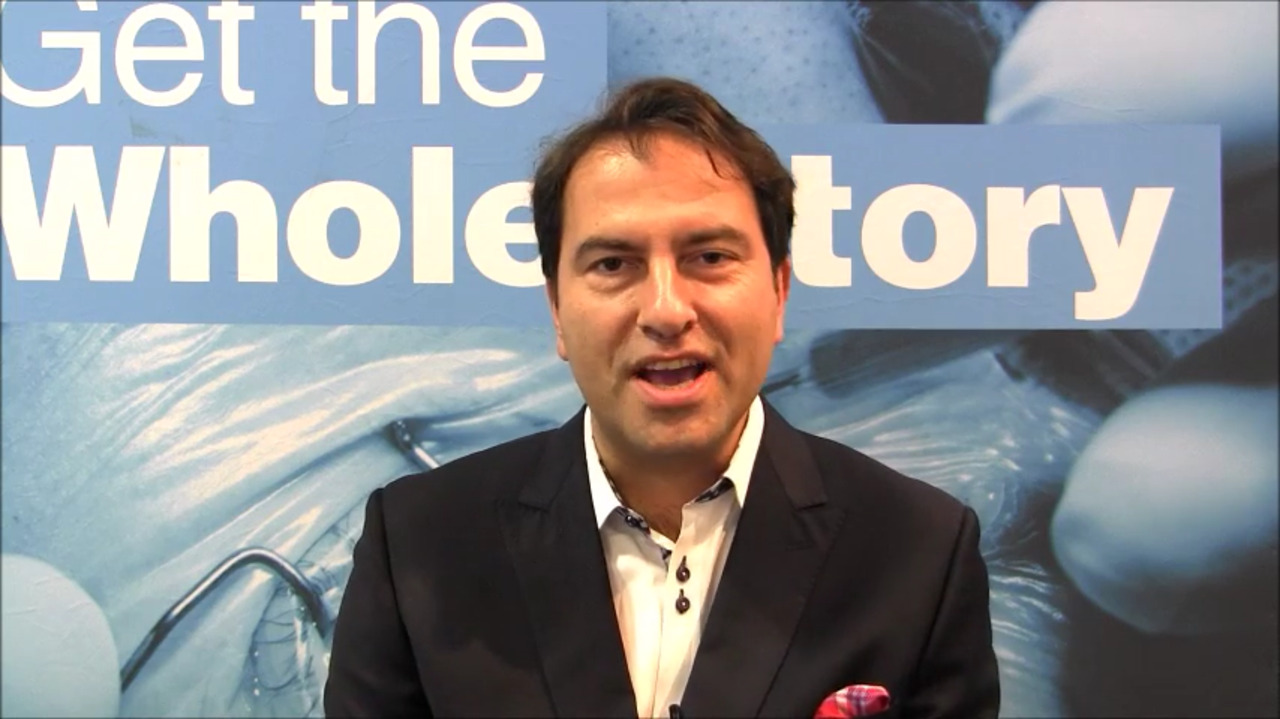 VIDEO: Eyenovia building 'robust pipeline'