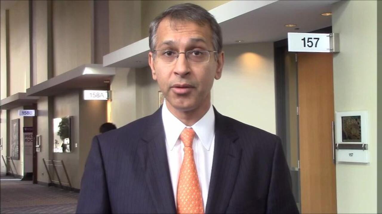 VIDEO: Embolic protection device shows promise for protection against stroke after TAVR