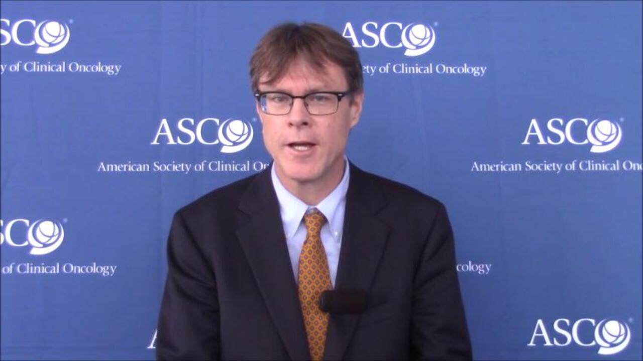 VIDEO: Immunotherapy agent induces response in prostate cancer