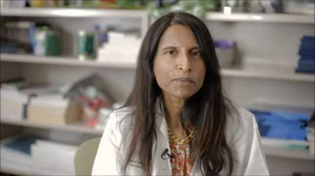 VIDEO: Stem cell transplant for myeloma 'here to stay,' stands to improve with help of new agents