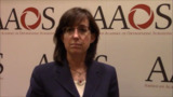 VIDEO: Patient satisfaction should not be used to predict functional outcomes for total shoulder arthroplasty