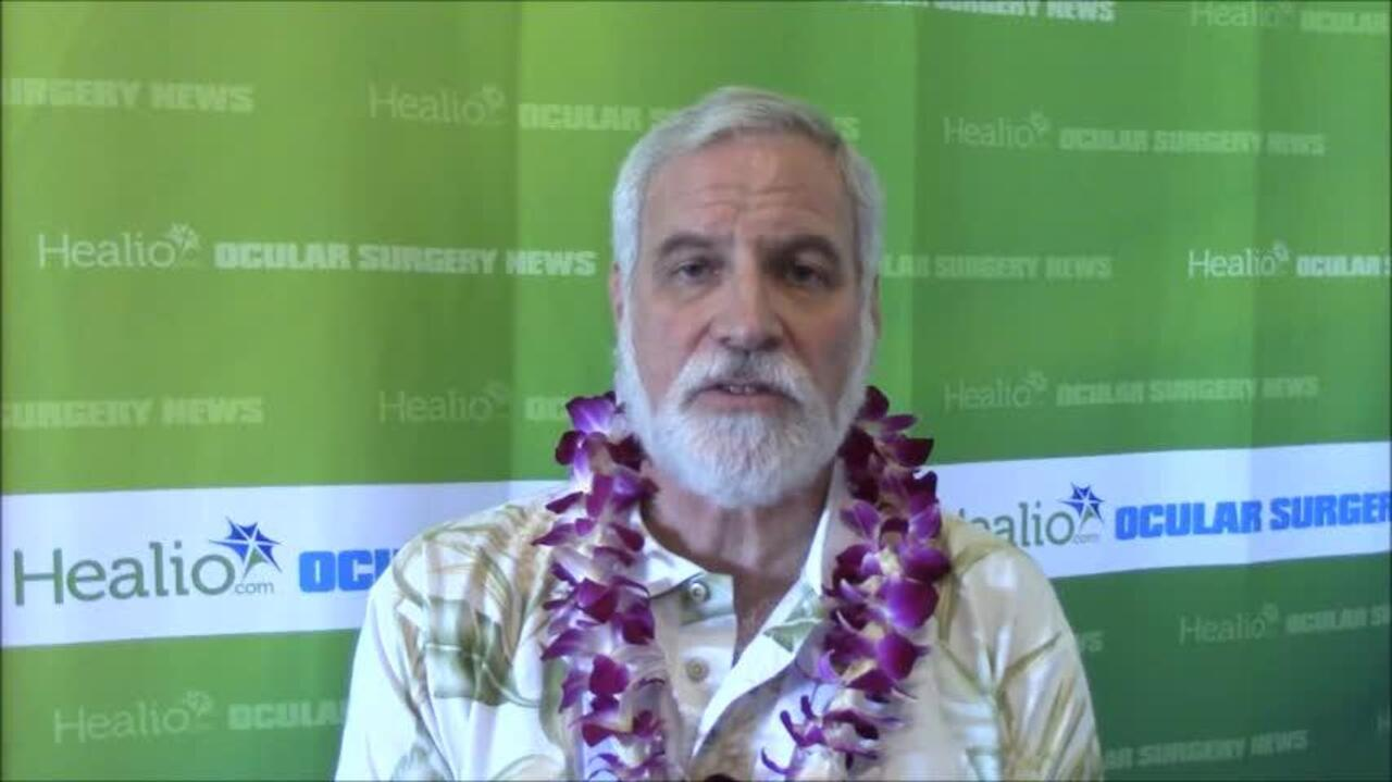 VIDEO: Intriguing papers highlighted at Hawaiian Eye