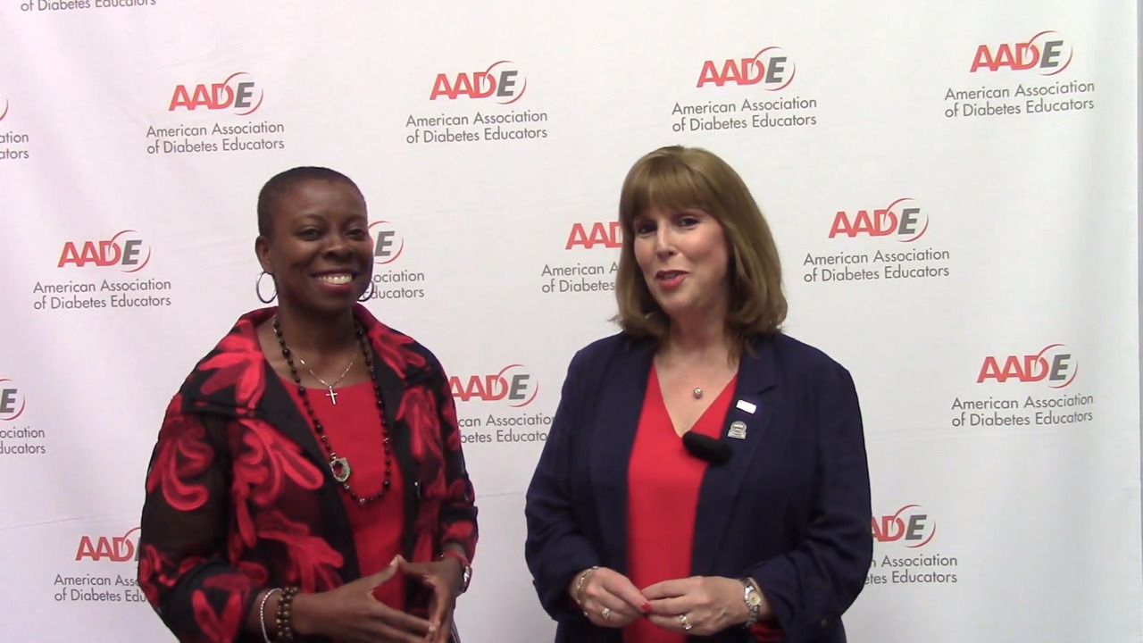 VIDEO: ADA's CEO stresses diabetes education, community care