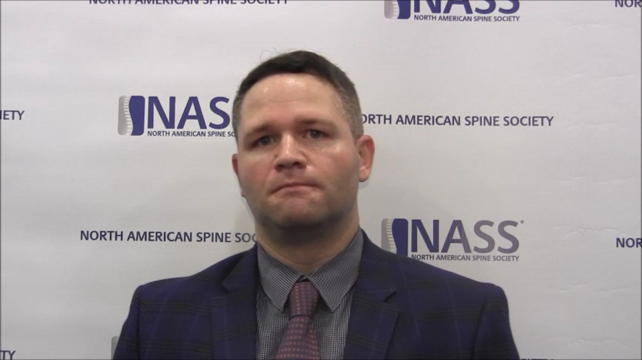 VIDEO: Presenter discusses impact of Medicare ACOs on costs following spine surgery