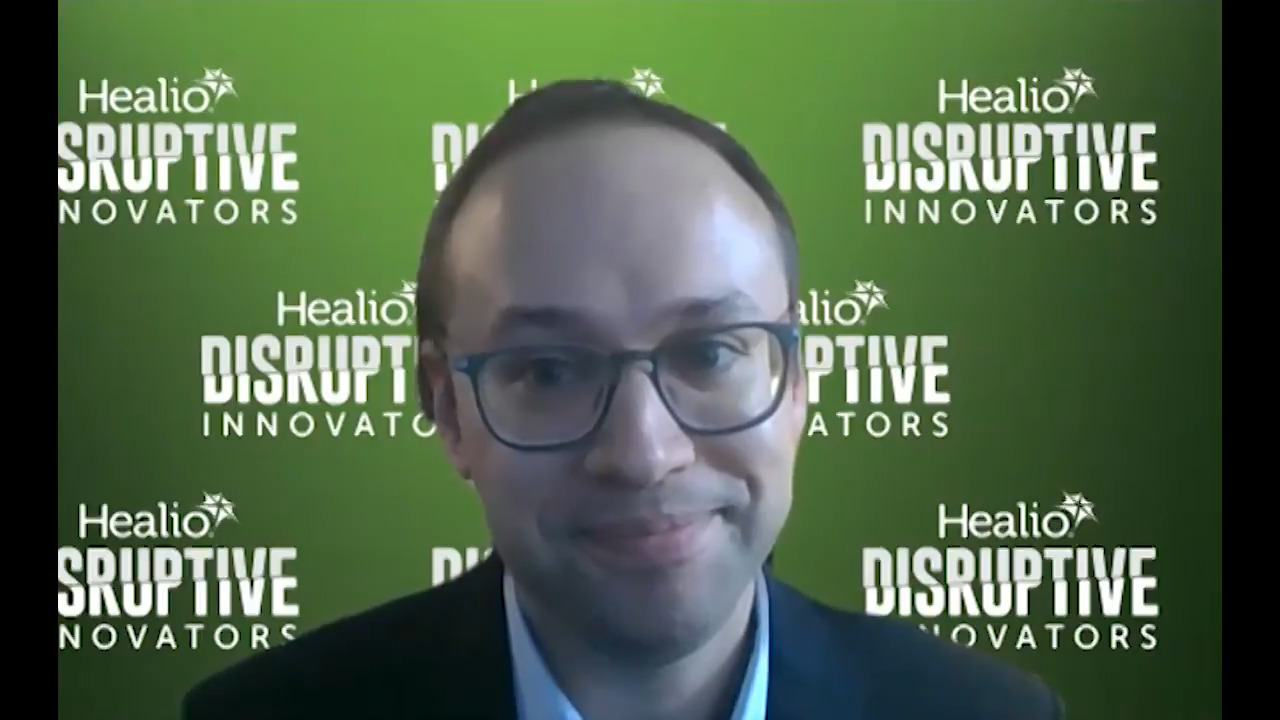 And Your 2021 Rising Disruptive Innovator is ...