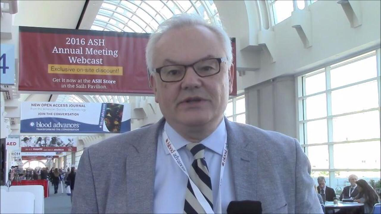 VIDEO: SUSTAIN trial brings potential 'disease-modifying' treatment to sickle cell