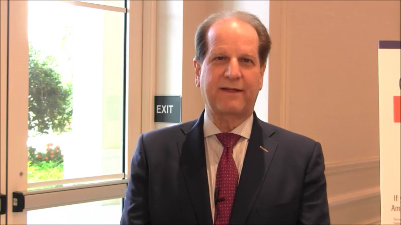 VIDEO: Alan S. Brown, MD, shares highlights from NLA 2019