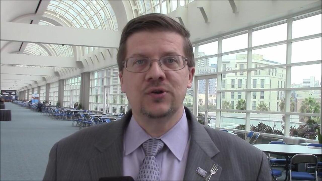 VIDEO: HLA alleles may predict development of sacroiliitis in PsA