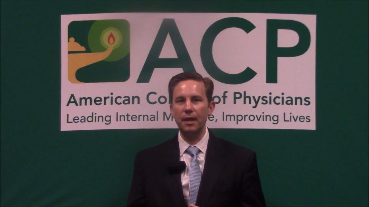 VIDEO: GOLD guidelines drive therapy decisions in patients with COPD