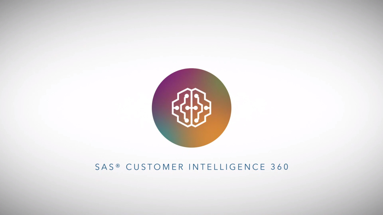 SAS Customer Intelligence 360: Overview