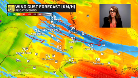 News - Ontario: More challenging travel in the wake of next storm