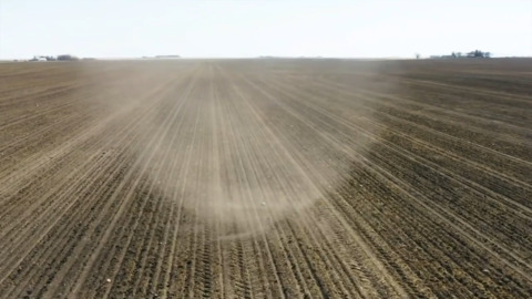 CONDITIONS ARE PERFECT FOR DUST DEVILS IN ALBERTA AND WE CAUGHT A FEW