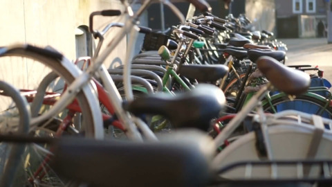 Switching to cycling just one day a week makes a big dent in personal CO2 emissions